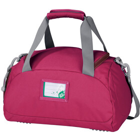 Jack Wolfskin Rockpoppy Bag Kids azalea red